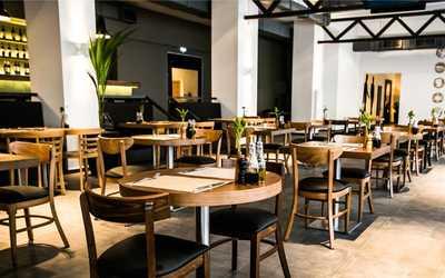 Банкетный зал бара, ресторана Coin hall (Коин холл) на Пятницкой улице фото 1