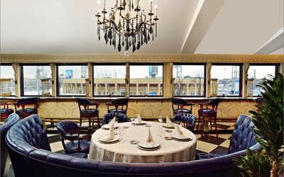Банкетный зал ресторана Панорамика (Panoramika) на Малом проспекте П.С.