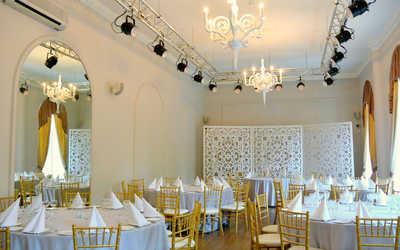 Банкетный зал ресторана Антрэ (Antre) на улице Рентгена фото 1