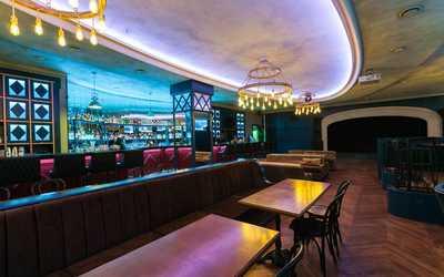 Банкетный зал ресторана GATSBY (Гэтсби) на проспекте Культуры фото 3