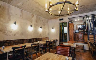 Банкетный зал ресторана Georgian Family (бывш. Руставели) на Подрезова фото 3