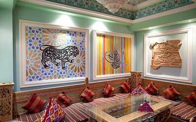 Банкетный зал ресторана Breach Муло (Брич Муло) на Нижегородской улице фото 1