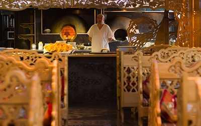 Банкетный зал ресторана Breach Муло (Брич Муло) на Нижегородской улице фото 3