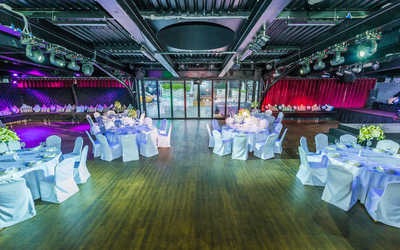 Банкетный зал караоке клуба, ресторана SillyCat (СилиКэт) в 3-м Силикатном проезде