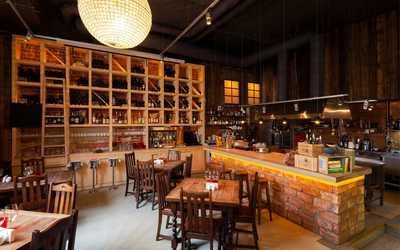 Банкетный зал ресторана Primitivo (Примитиво) на Болотной набережной фото 1