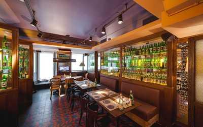 Банкетный зал бара, ресторана Pepper Moon (Grato Group) (PM) на улице Рубинштейна