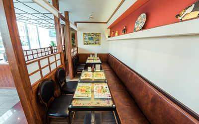 Банкетный зал ресторана Ichiban Boshi на Ленинградском проспекте фото 3