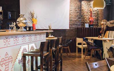 Банкетный зал кафе Дуня в Тучкове переулок фото 1