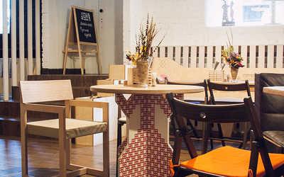 Банкетный зал кафе Дуня в Тучкове переулок фото 2