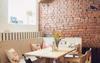Банкетный зал кафе Дуня в Тучкове переулок фото 3