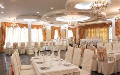 Банкетный зал ресторана Салтан на улице Карпинского