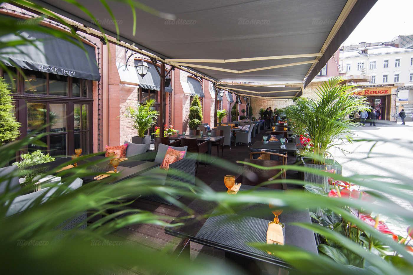 Ресторан Black Thai в Большом Путинковском переулке фото 8