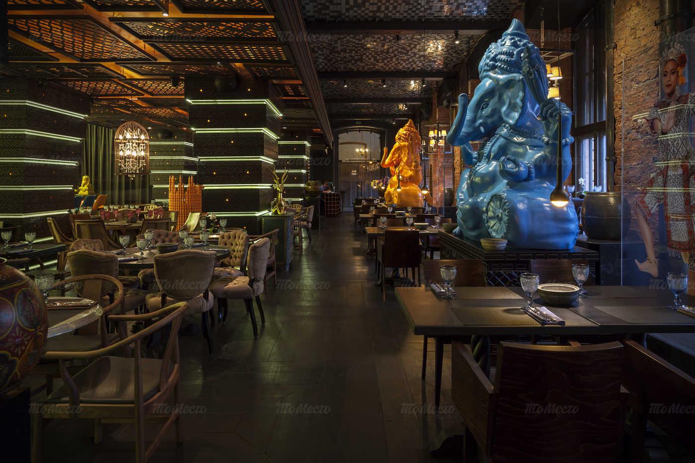 Ресторан Black Thai в Большом Путинковском переулке фото 14