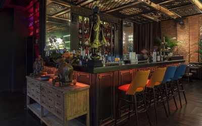 Банкетный зал ресторана Black Thai в Большом Путинковском переулке фото 3