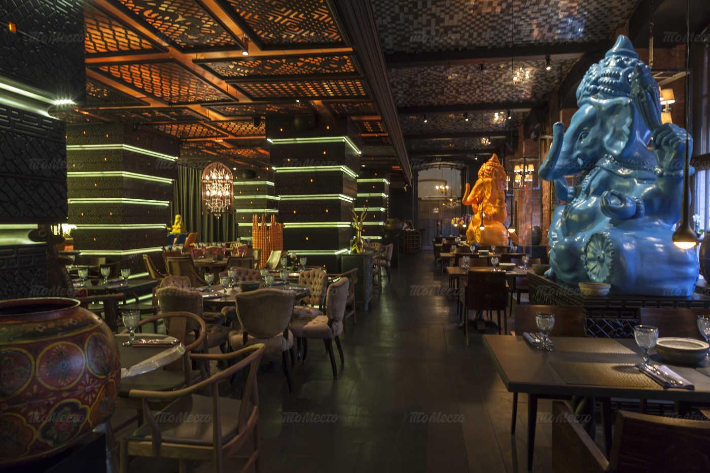 Ресторан Black Thai в Большом Путинковском переулке фото 13