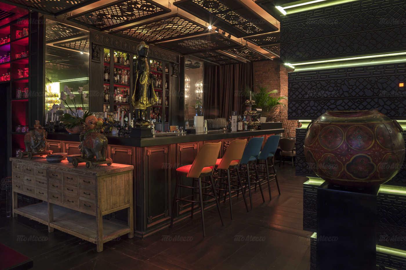 Ресторан Black Thai в Большом Путинковском переулке фото 16