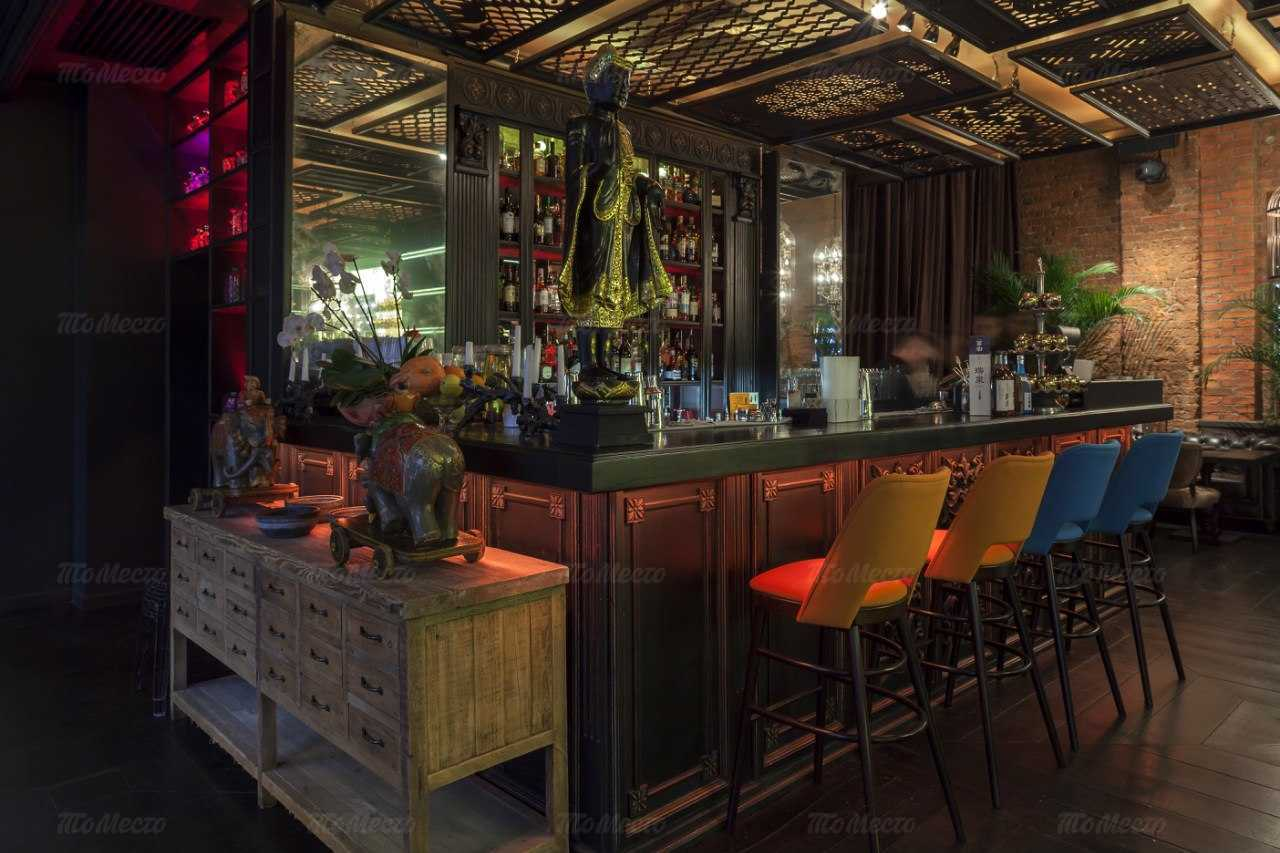 Ресторан Black Thai в Большом Путинковском переулке фото 3