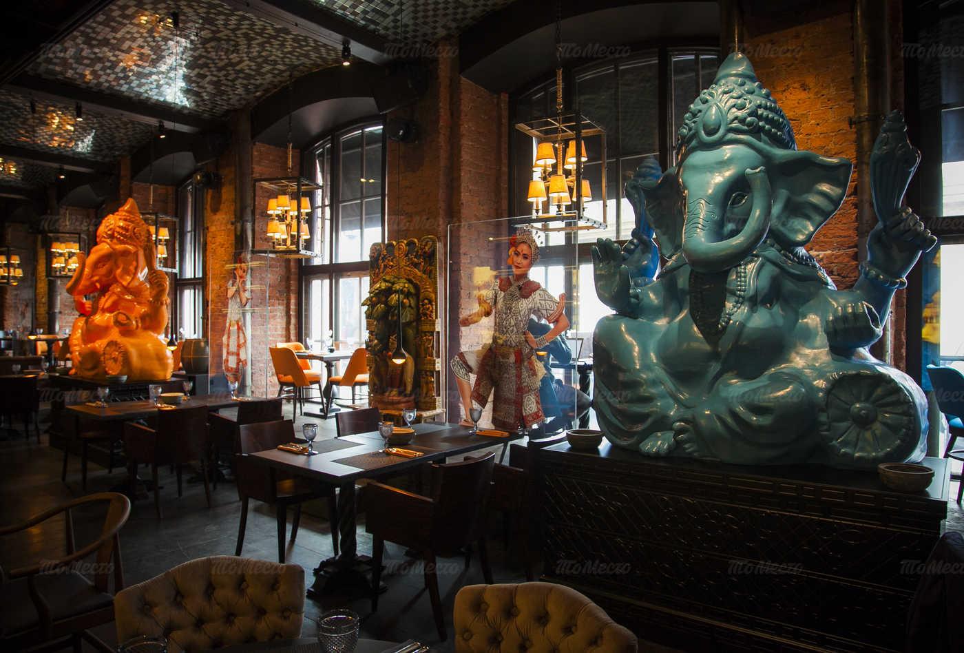 Ресторан Black Thai в Большом Путинковском переулке фото 17