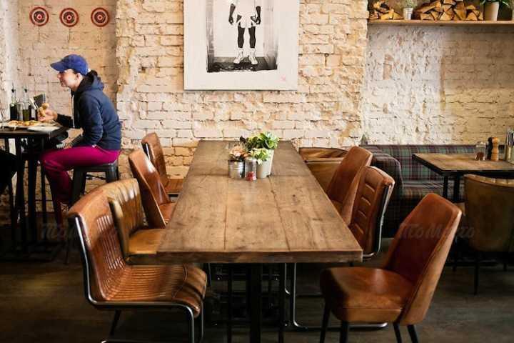 Меню кафе, ресторана Zotman Pizza Pie (Зотман) на Большой Никитской улице