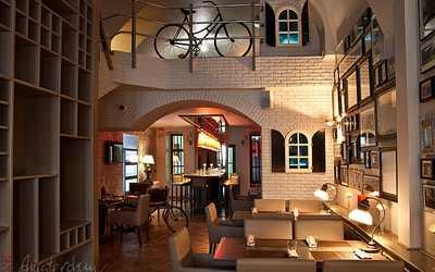 Банкетный зал ресторана Амстердам на Ильинке фото 2