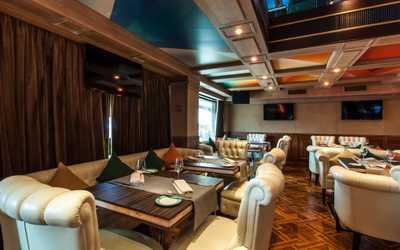 Банкетный зал караоке клуба Эльдорадо (Take Five) на  Большой Полянке фото 3
