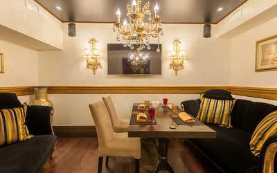 Банкетный зал ресторана Шарабара на Ломоносовском проспекте фото 2