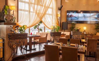 Банкетный зал ресторана Шарабара на Ломоносовском проспекте фото 1