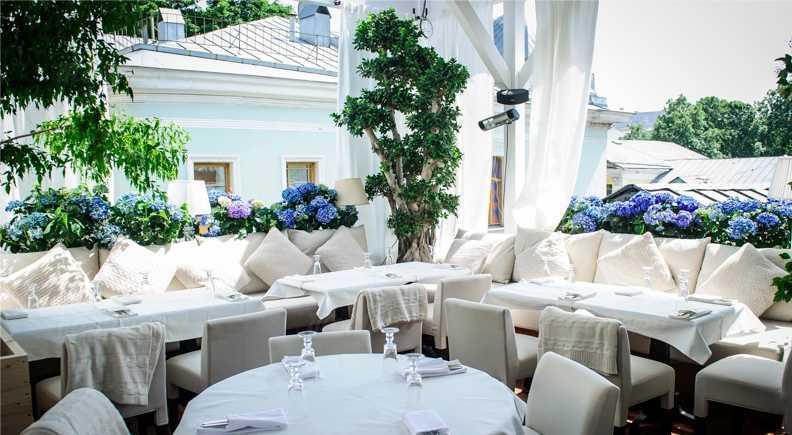 Меню ресторана SIBERIA MOSCOW (Сиберия) на Большой Никитской улице
