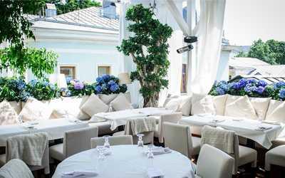 Банкетный зал ресторана SIBERIA MOSCOW (Сиберия) на Большой Никитской улице