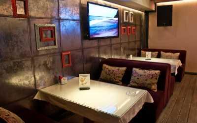 Банкетный зал караоке клуба, кафе Чайхана Инжир (бывш. Бричмулла) на Петрозаводской улице фото 2
