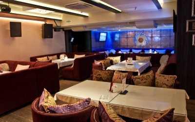 Банкетный зал караоке клуба, кафе Чайхана Инжир (бывш. Бричмулла) на Петрозаводской улице фото 3