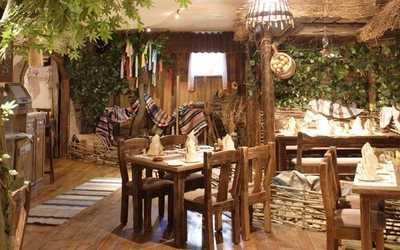 Банкетный зал ресторана Малиновка на улице Металлургов фото 2