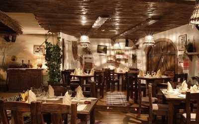 Банкетный зал ресторана Малиновка на улице Металлургов фото 1