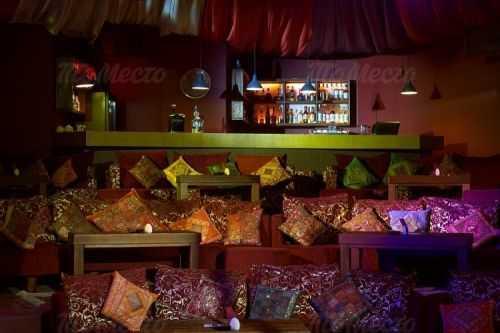 Меню кафе, ночного клуба D-Club на улице 8 Марта