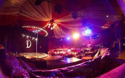 Банкетный зал кафе, ночного клуба D-Club на улице 8 Марта фото 1