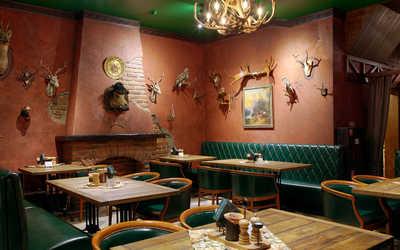 Банкетный зал пивного ресторана Pan Smetan на Восточной улице фото 1