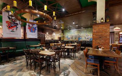 Банкетный зал пивного ресторана Pan Smetan на Восточной улице фото 3