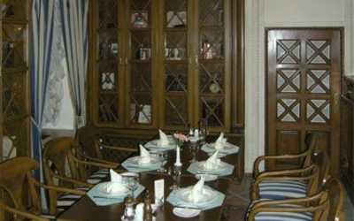 Банкетный зал ресторана Троекуров на улице Малышева фото 2
