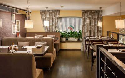 Банкетный зал ресторана Портофино (Portofino) на проспекте Ленина фото 3