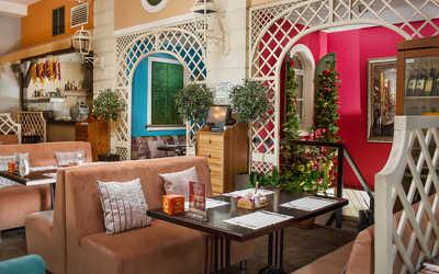 Банкетный зал ресторана Портофино на проспекте Ленина фото 2