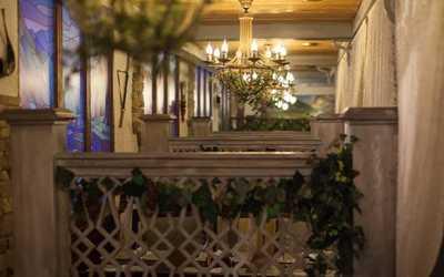 Банкетный зал ресторана Гуливани на Гурзуфской улице фото 3