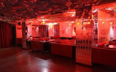 Банкетный зал бара, ночного клуба Dolce Amaro (Дольче Амаро) на улице Шейнкмана фото 1