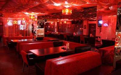 Банкетный зал бара, ночного клуба Dolce Amaro (Дольче Амаро) на улице Шейнкмана фото 2
