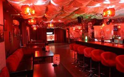 Банкетный зал бара, ночного клуба Dolce Amaro (Дольче Амаро) на улице Шейнкмана фото 3
