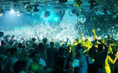 Банкетный зал ночного клуба МЁД на улице Шевченко фото 3