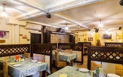 Банкетный зал пивного ресторана Хмель на улице Челюскинцев фото 2