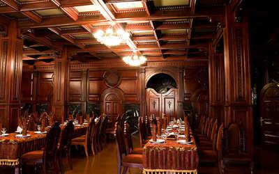 Банкетный зал ресторана Армения на улице Стрелочников фото 1