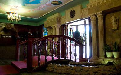 Банкетный зал ресторана Армения на улице Стрелочников фото 2