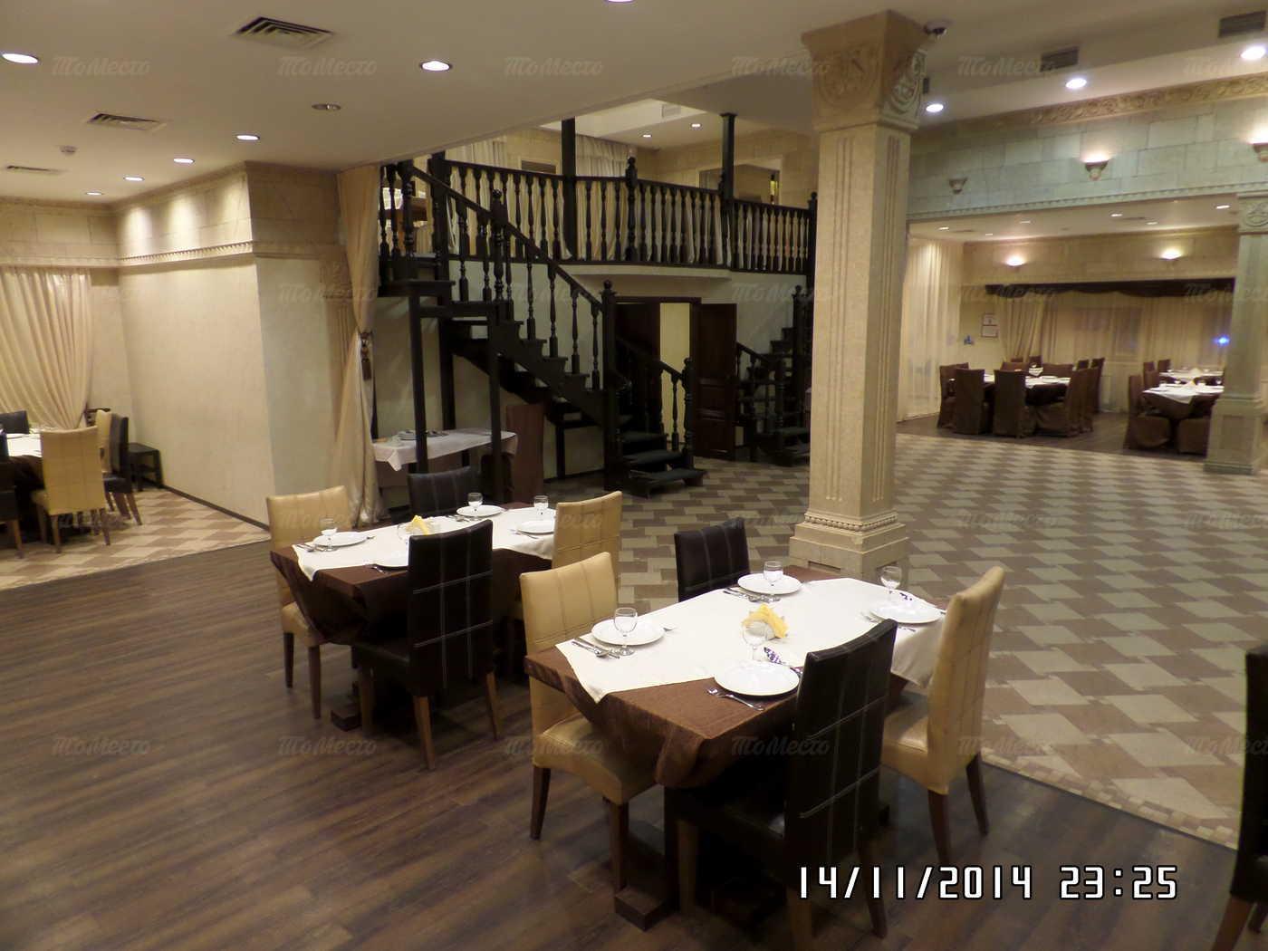 Меню кафе Мерси Ереван (бывш. ПиВита) на Оренбургской улице