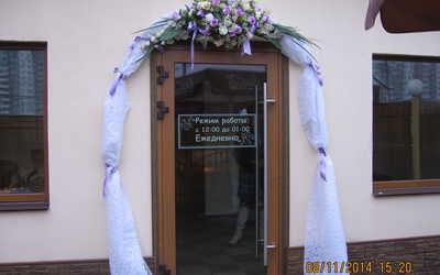 Банкетный зал кафе Мерси Ереван (бывш. ПиВита) на Оренбургской улице
